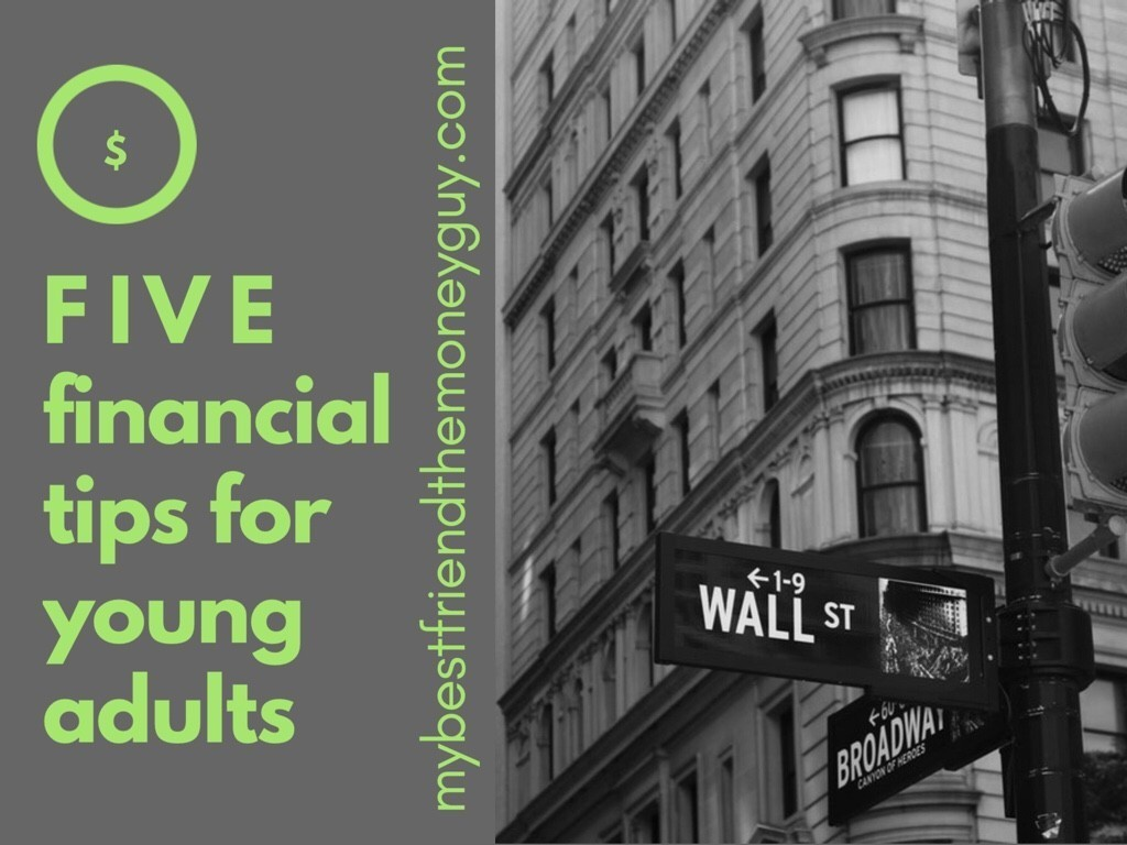 financial tips for young adults